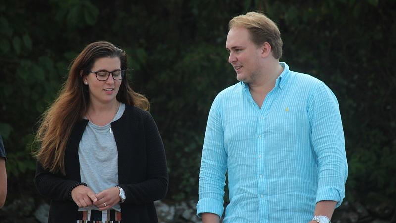 Rebecka är chefstrainee i Helsingborg